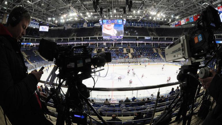 """Почему спорт на ТВ не популярен? Фото Александр ФЕДОРОВ, """"СЭ"""""""