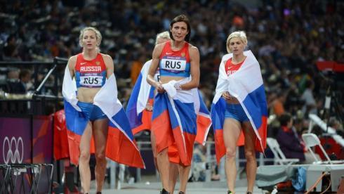 Россию лишили серебра Олимпиады-2012 в женской эстафете из-за положительной допинг-пробы Кривошапки