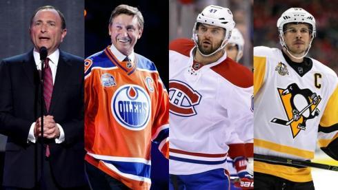 Кросби, Макдэвид и без Овечкина.  25 самых влиятельных персон НХЛ