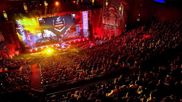 Fox Theatre. Фото Пресс-служба ELEAGUE Major 2017