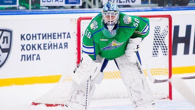 Андрей ГАВРИЛОВ. Фото photo.khl.ru