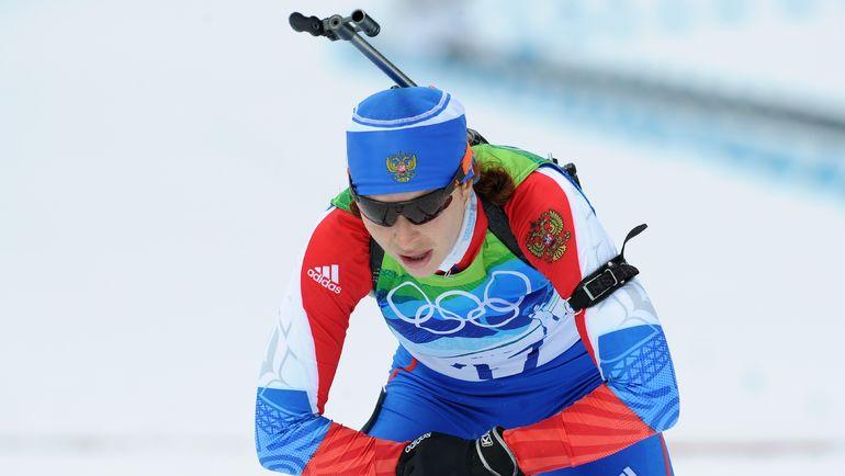 Анна ФРОЛИНА. Фото AFP