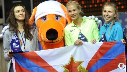 Под каким флагом Клишина выступит на чемпионате Европы