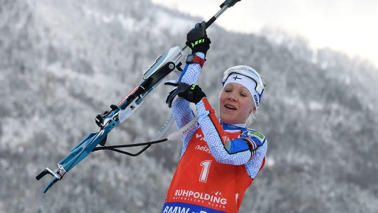 Кайса МАКАРАЙНЕН. Фото AFP