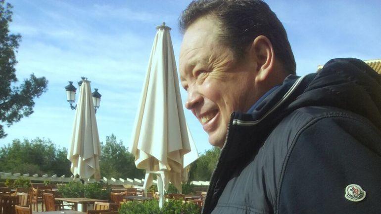 Сегодня. Кампоамор. Леонид СЛУЦКИЙ. Фото Виталий АЙРАПЕТОВ, «СЭ»
