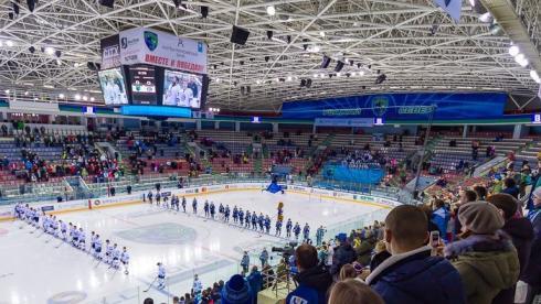 Итоги сезона в КХЛ.