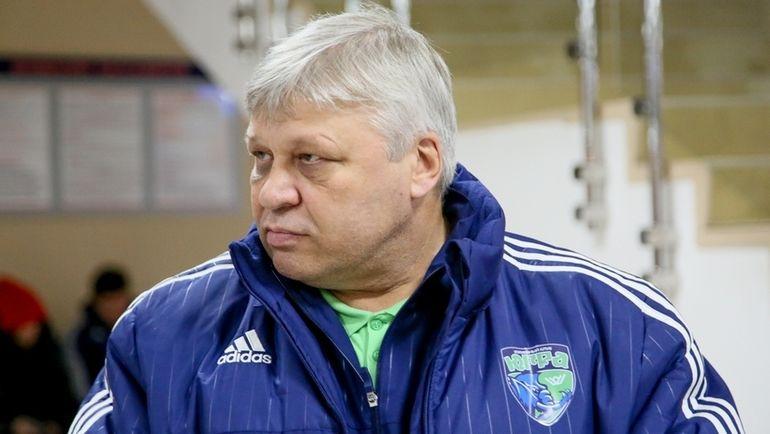 Павел ЕЗОВСКИХ. Фото ugranow.ru