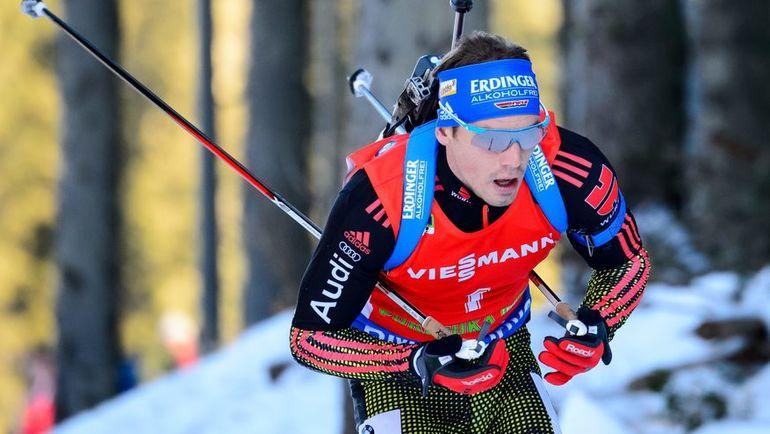 Симон ШЕМП. Фото AFP