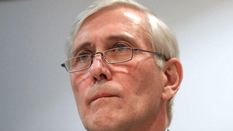Глава Рабочей группы ИААФ Руне АНДЕРСЕН. Фото AFP