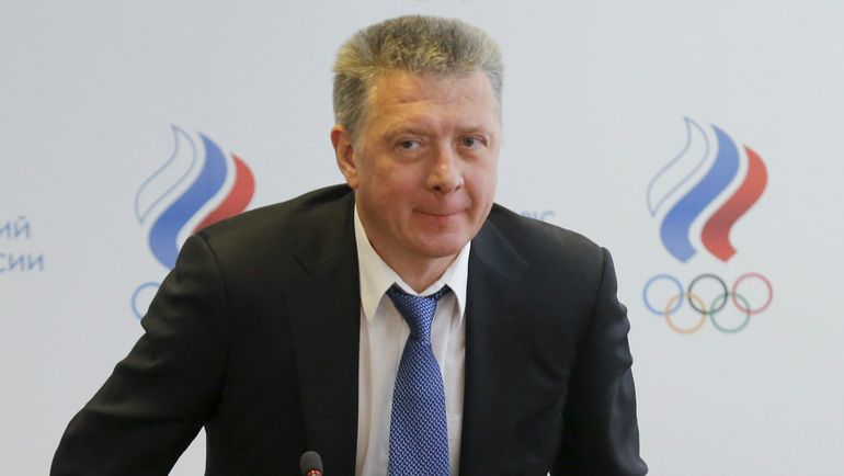 Рабочая группа отметила работу главы ВФЛА Дмитрия ШЛЯХТИНА. Фото REUTERS