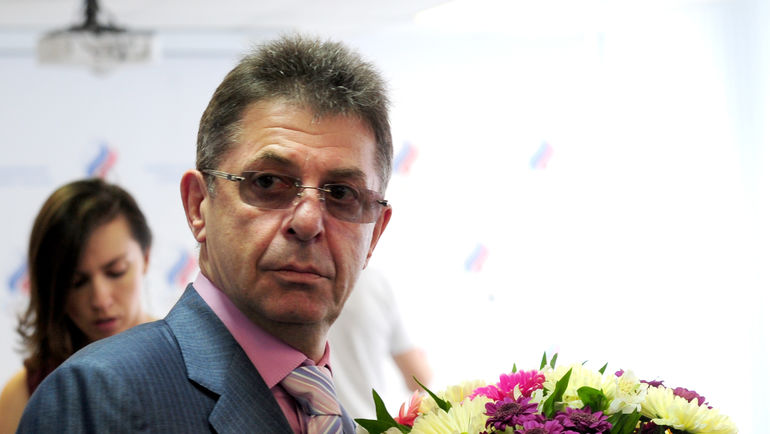 Александр КРАВЦОВ. Фото Федор УСПЕНСКИЙ, «СЭ»