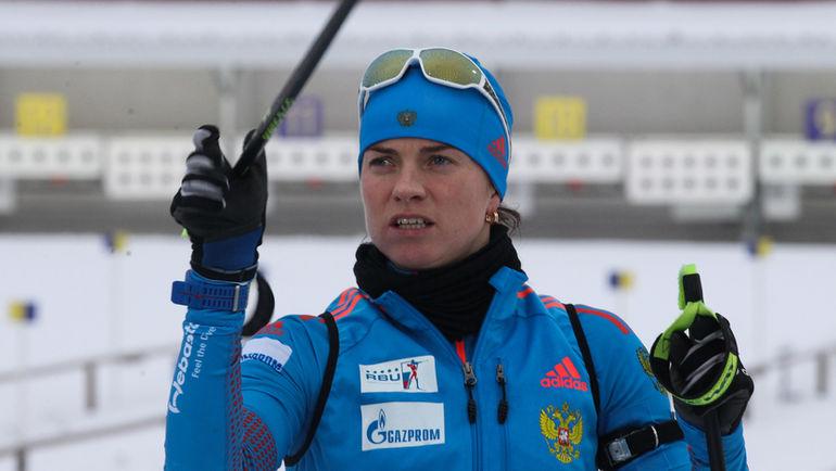 Светлана СЛЕПЦОВА. Фото Союз биатлонистов России