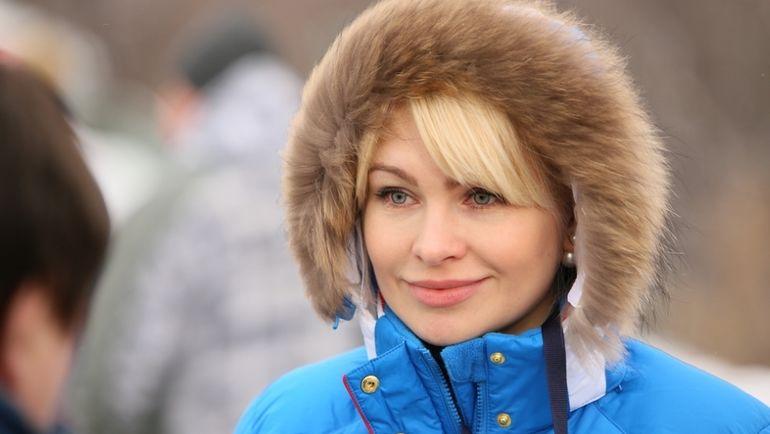 Наталья ГАРТ. Фото Федерация санного спорта России