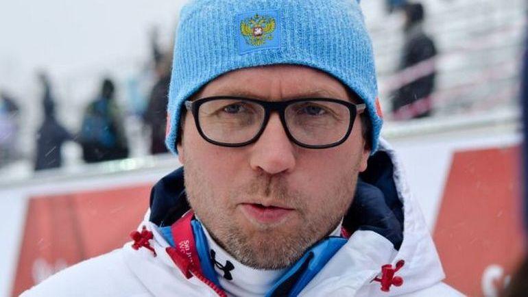 Дмитрий ДУБРОВСКИЙ. Фото Федерация прыжков на лыжах с трамплина и лыжного двоеборья России