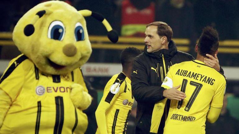 Дортмунд снова победит. Фото Reuters