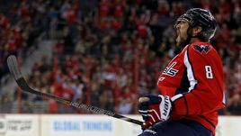 Александр ОВЕЧКИН может нарваться на серьезные неприятности, если поедет на Олимпийские игры без разрешения НХЛ.