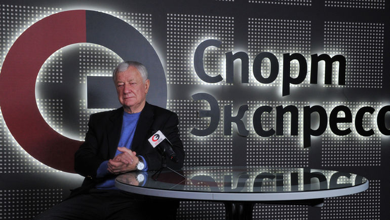 Борис ИГНАТЬЕВ. Фото Никита УСПЕНСКИЙ, «СЭ»
