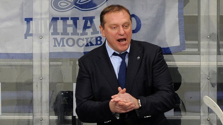 Владимир ВОРОБЬЕВ. Фото Александр ФЕДОРОВ, «СЭ»