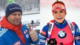 Дмитрий ГУБЕРНИЕВ и Габриэла КОУКАЛОВА.