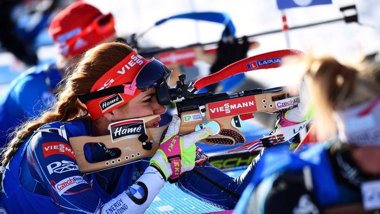 Габриэла КОУКАЛОВА не верит никому в сборной России. Фото AFP
