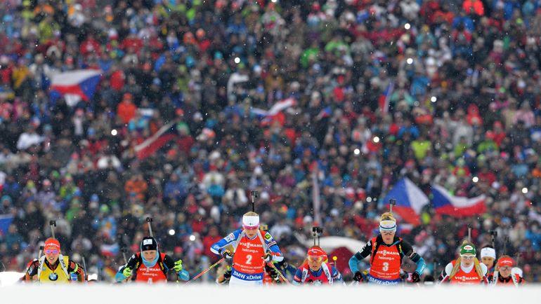Нове-Место претендовал на проведение чемпионата мира-2021, но проиграл Тюмени. Фото AFP