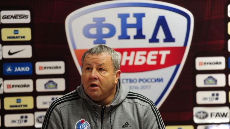 "Павел ГУСЕВ. Фото Федор УСПЕНСКИЙ, ""СЭ"""