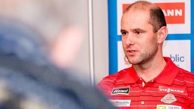 Старший тренер мужской сборной Чехии Михал МАЛЕК. Фото Cesky biathlon