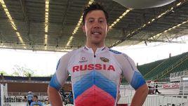Шейн ПЕРКИНС уже в российской форме.