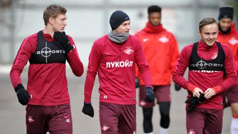 Самаре нужны два спартаковца,  Шешуков и Джафар помогут Черевченко
