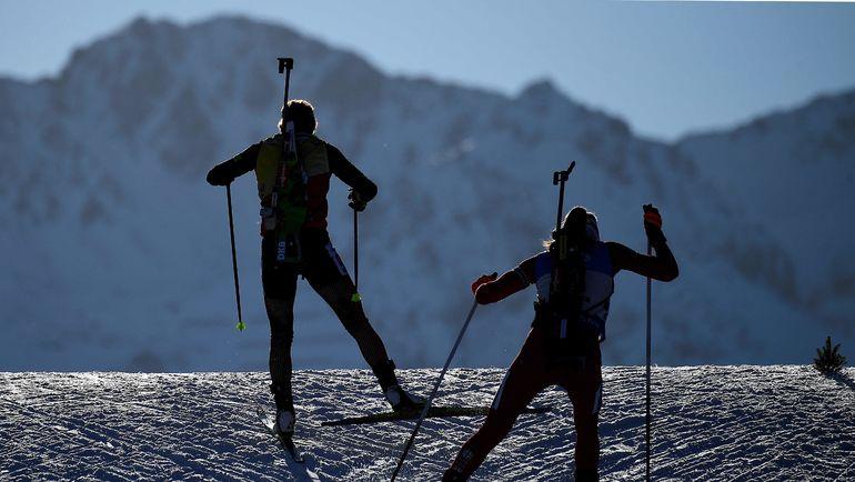 Россиянки остались далеко от борьбы за медали. Фото AFP