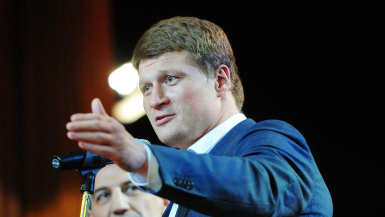 Александр ПОВЕТКИН. Фото Федор УСПЕНСКИЙ, «СЭ»