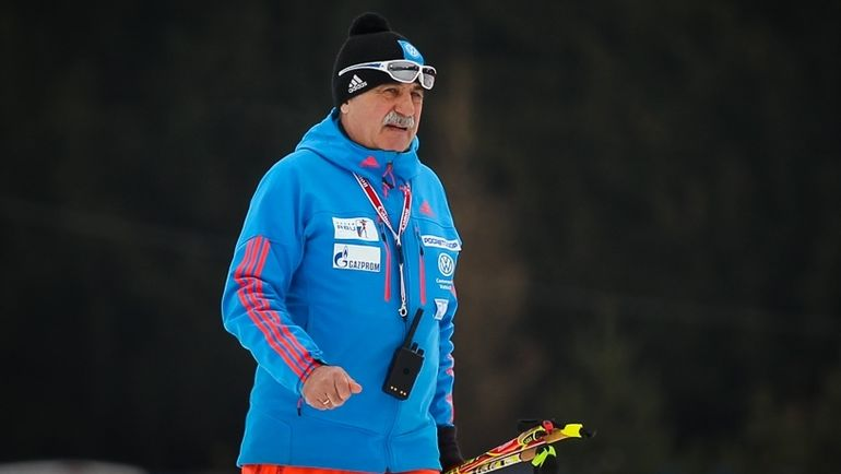 Александр КАСПЕРОВИЧ. Фото СБР