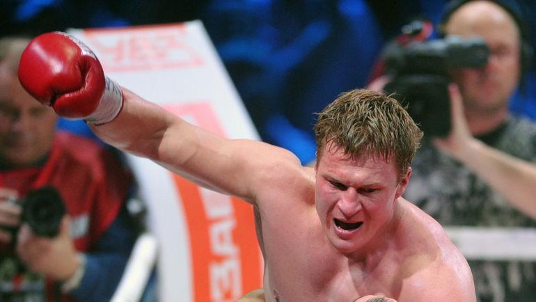 Продолжит ли свою боксерскую карьеру Александр ПОВЕТКИН - пока открытый вопрос. Фото Татьяна ДОРОГУТИНА