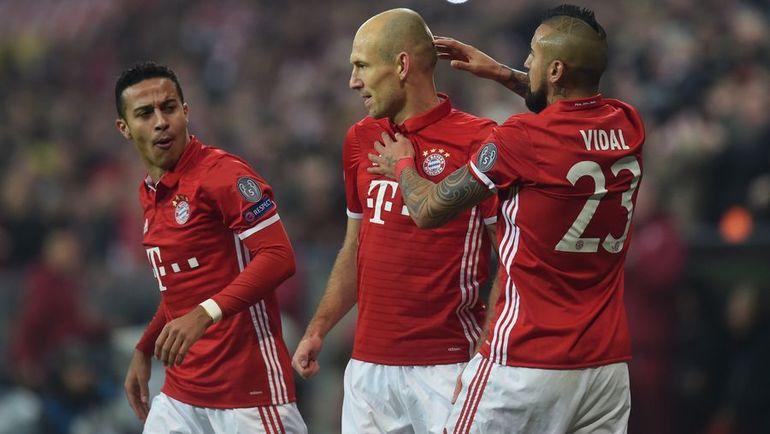 """""""Бавария"""" должна продолжить свою победную серию. Фото AFP"""