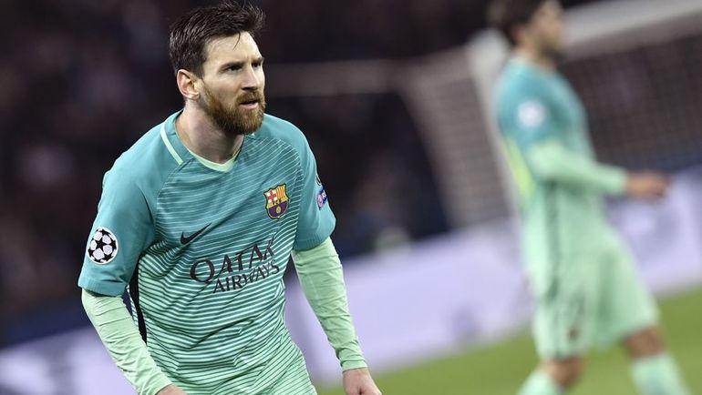 """""""Барселона"""" постарается оправиться от разгрома в Париже. Фото AFP"""