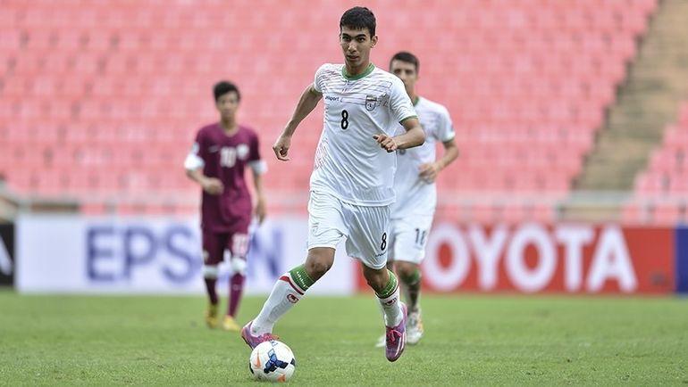 Резу ШЕКАРИ. Фото Iran Sports Press