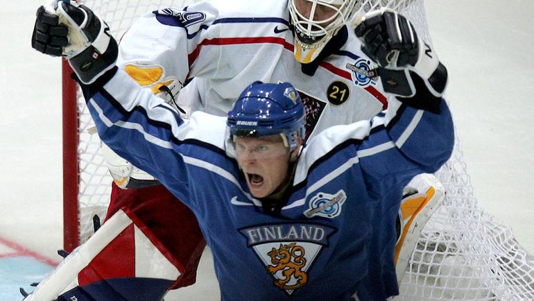 2004 год. Микко КОЙВУ. Фото Reuters