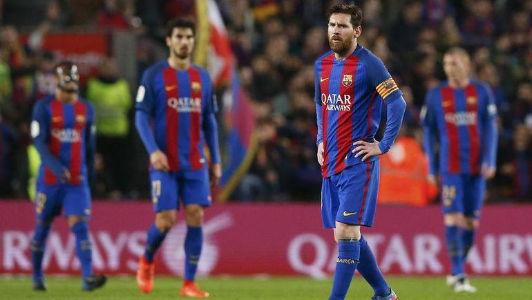 """Воскресенье. Барселона. """"Барселона"""" - """"Леганес"""" - 2:1. Каталонцы победили, но не впечатлили. Фото AFP"""