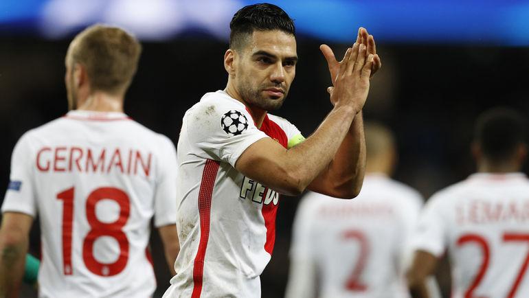 Радамель ФАЛЬКАО напомнил английской публике о себя двумя голами. Фото Reuters