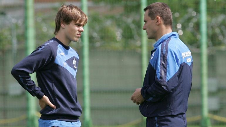 Александр КОКОРИН и Андрей КОБЕЛЕВ. Фото Татьяна ДОРОГУТИНА