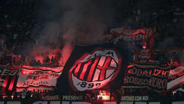 """""""Милан"""" переживал неприятные моменты, связанные с договорными матчами и подпольными ставками. Фото Reuters"""