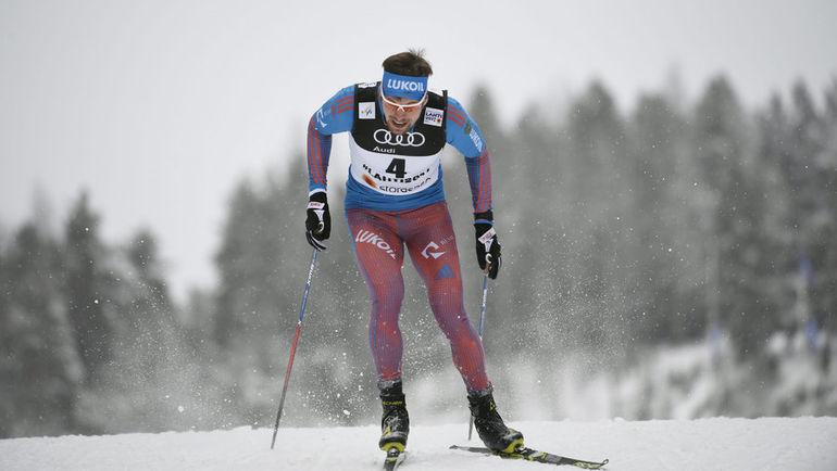 Сергей УСТЮГОВ во время квалификации. Фото REUTERS
