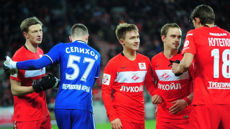 Александр ПУЦКО (слева). Фото Александр ФЕДОРОВ, «СЭ»