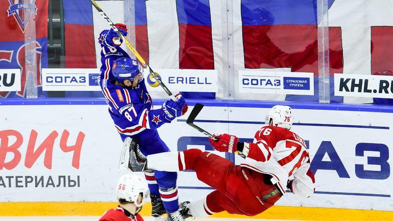 """Взбодрит ли президент """"Витязя"""" команду? Фото photo.khl.ru"""