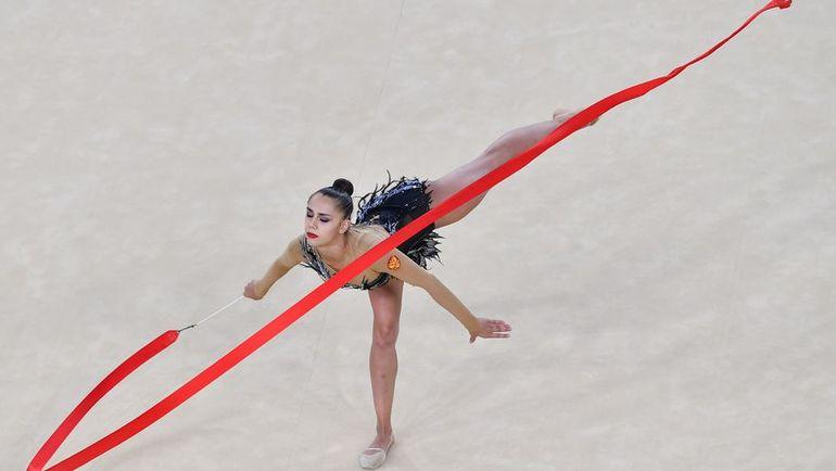 Маргарита МАМУН. Фото AFP