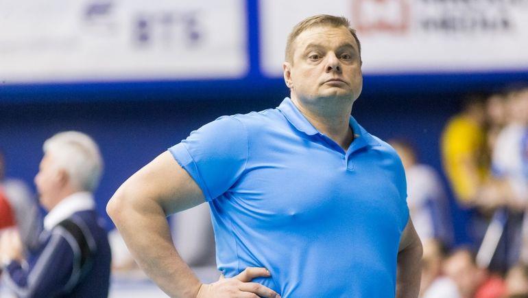 Владимир АЛЕКНО. Фото volley.ru