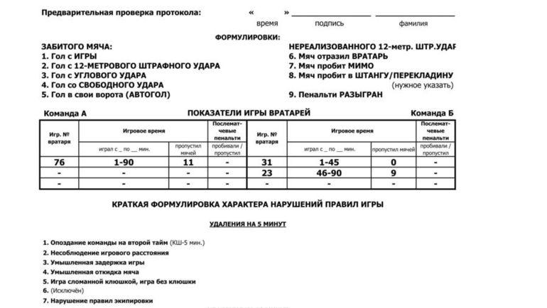 "Протокол матча ""Водник"" - ""Байкал-Энергия"". Фото rusbandy.ru"