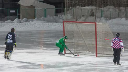 Самоубийство русского хоккея