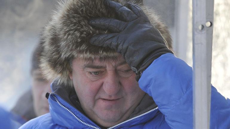 "Сергей ЛОМАНОВ. Фото Александр ФЕДОРОВ, ""СЭ"""