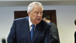 Глава Независимой общественной антидопинговой комиссии Виталий СМИРНОВ.
